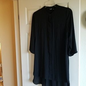 ANA black tunic